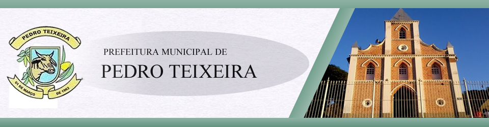 PREFEITURA MUNICIPAL DE PEDRO TEIXEIRA